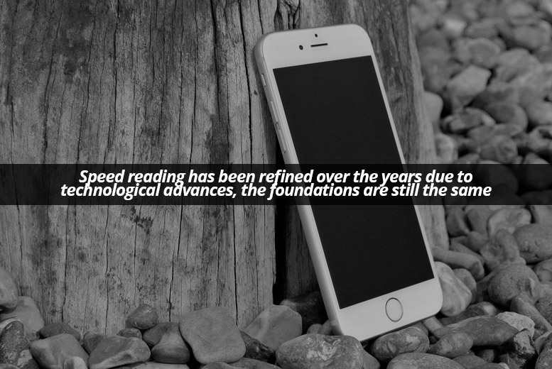 Speed Reading Technological Advances