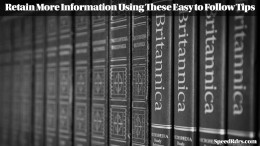 Retain More Information Using These Easy To Follow Tips